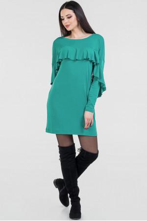 Платье «Рене» мятного цвета
