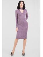 Платье «Санди» цвета фрезии
