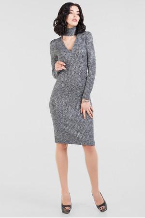 Сукня «Санді» сірого кольору