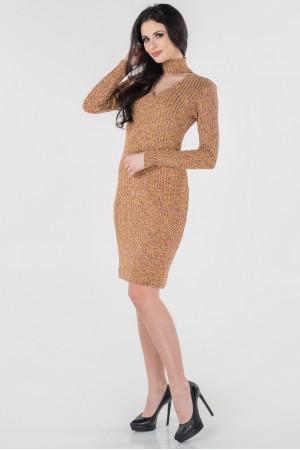 Сукня «Санді» гірчичного кольору