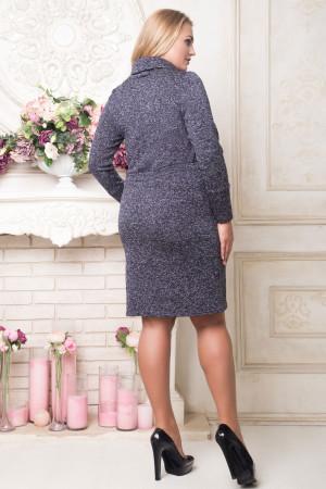Сукня «Єлизавета» сірого  кольору