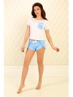 Піжама П-М-79 блакитного кольору