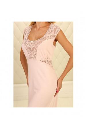 Ночная рубашка НС-М-60 розового цвета