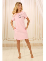 Нічна сорочка НС-М-84 рожевого кольору