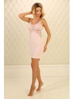 Ночная рубашка НС-М-78 бледно-розового цвета