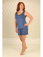 Пижама П-М-47 синего цвета