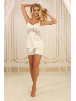 Пижама ПШ-М-4 молочного цвета