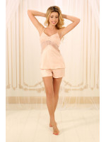 Пижама ПШ-М-4-4 цвета пудры