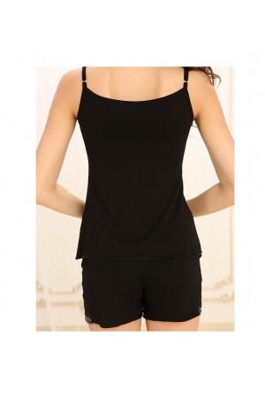 Пижама М-30 черного цвета
