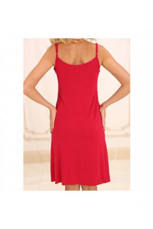Нічна сорочка НС-М-72 червоного кольору
