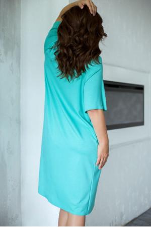 Нічна сорочка НС-М-41 кольору м'яти