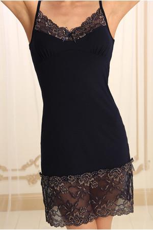 Ночная рубашка НС-М-70 синего цвета