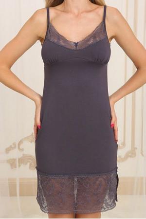 Нічна сорочка НС-М-70 лавандового кольору