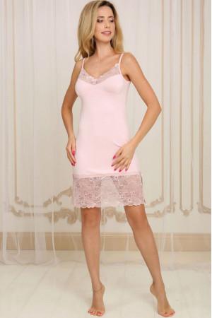Ночная рубашка НС-М-70 розового цвета