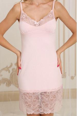 Нічна сорочка НС-М-70 рожевого кольору