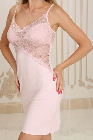 Ночная рубашка НС-М-78 розового цвета