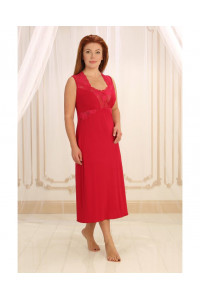 Нічна сорочка НС-М-60 червоного кольору