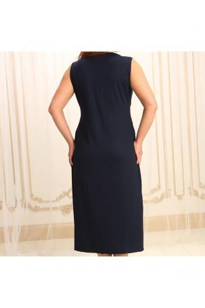 Ночная рубашка НС-М-60 синего цвета