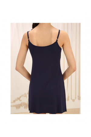 Нічна сорочка НС-М-69 синього кольору