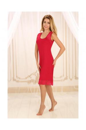 Ночная рубашка НС-М-73 красного цвета