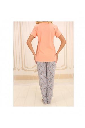 Пижама П-М-51 персикового цвета