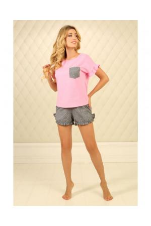 Пижама П-М-75 розового цвета