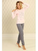 Пижама П-М-58-1 розового цвета
