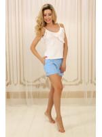 Пижама П-М-73 голубого цвета