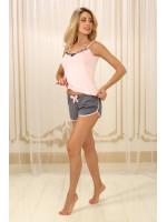 Пижама П-М-84 розового цвета
