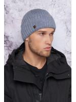 Мужская шапка «Райян» цвета маренго