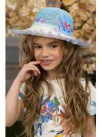 Дитячий капелюх «С'юзі» блакитного кольору