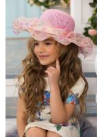 Дитячий капелюх «Софі» рожевого кольору