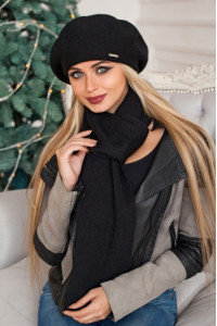 Комплект «Вива» черного цвета
