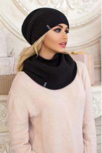 Комплект «Жаклин» черного цвета