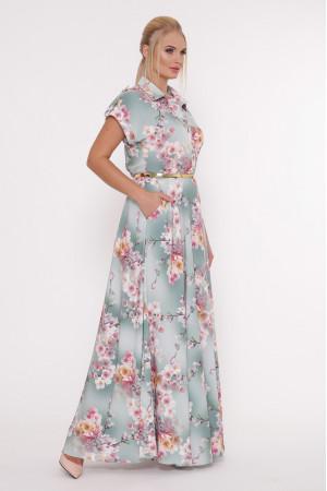 Сукня «Альона» сірого кольору