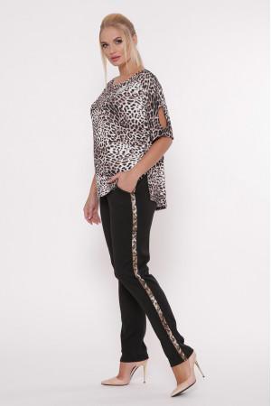 Брючный костюм «Леопард»
