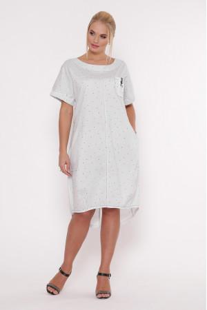 Сукня «Бріджит» білого кольору