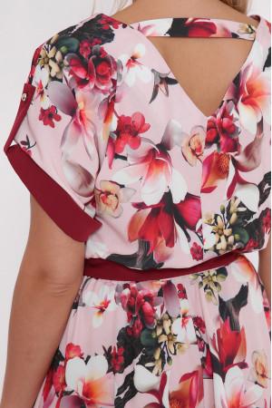 Сукня «Ірина» кольору пудри