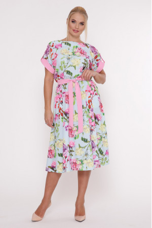 Сукня «Ірина» м'ятного кольору