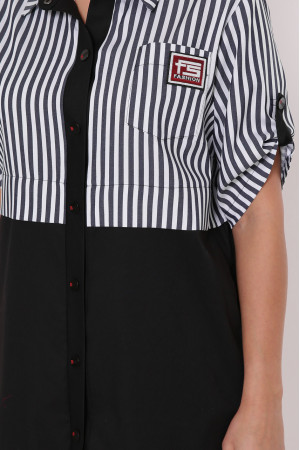 Платье «Лана» черного цвета