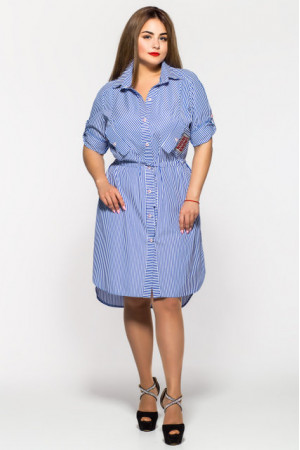 Сукня «Ассоль» блакитного кольору