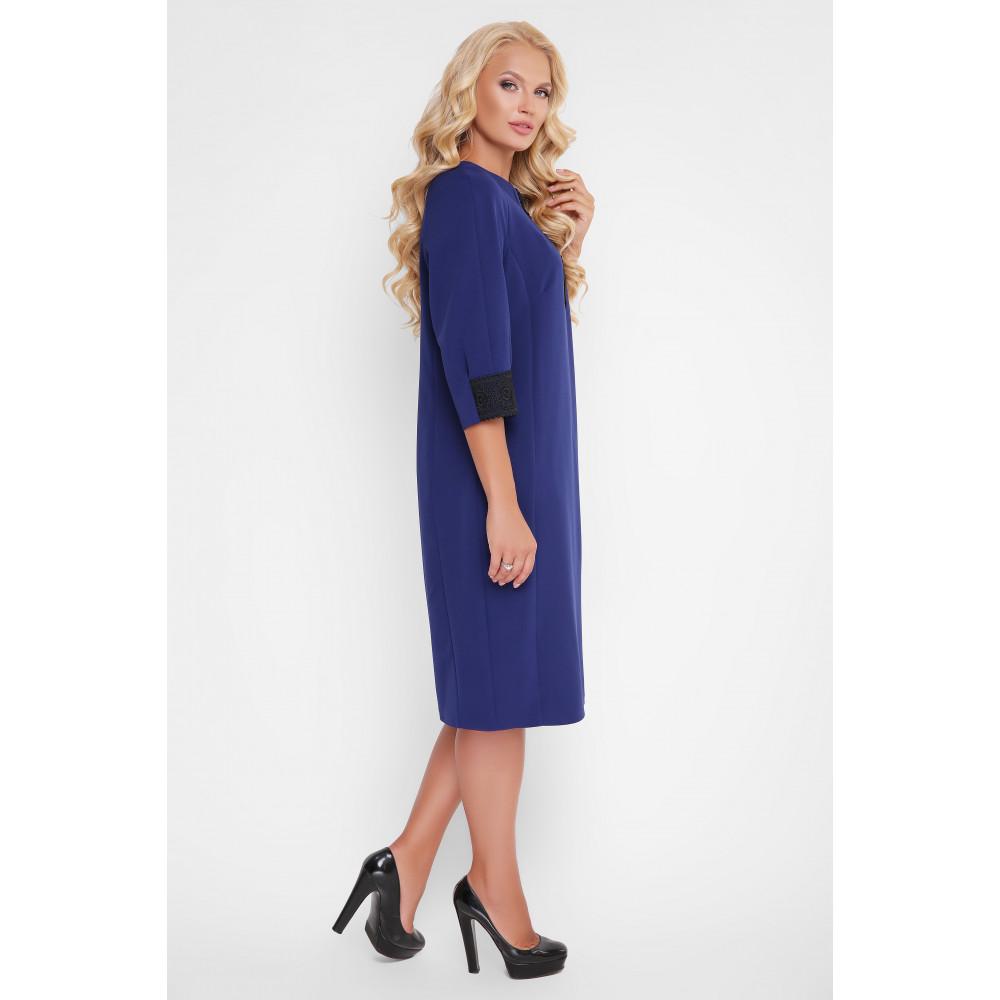 90007ffea1e Сукня «Аманда» темно-синього кольору - купити у Києві