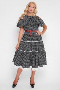 Сукня «Таяна» з геометричним принтом