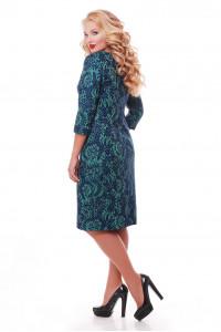 Сукня «Катрін» смарагдового кольору
