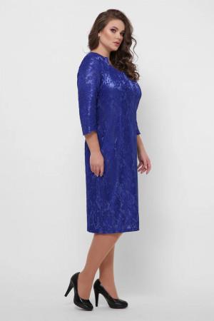 Платье «Катрин» цвета электрик