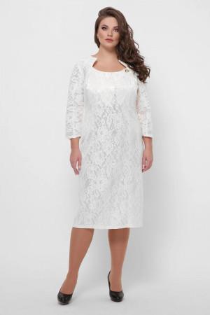 Платье «Катрин» цвета айвори