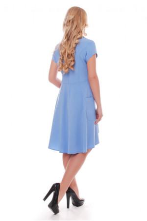 Сукня «Мілана» блакитного кольору