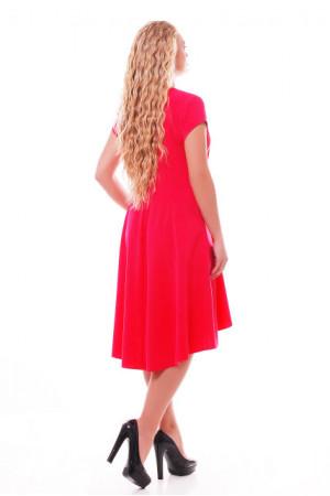 Платье «Милана» малинового цвета