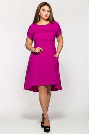 Платье «Милана» цвета фуксии