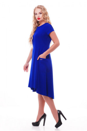 Сукня «Мілана» кольору електрик